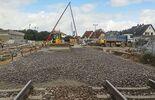 Rastatt - Reparaturarbeiten Hochrheinstrecke