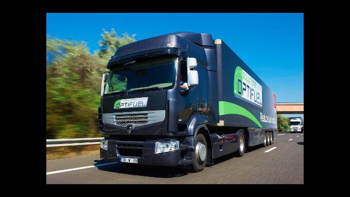 Renault Trucks auf der IAA