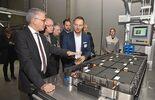 Report Akasol Batterie Herstellung