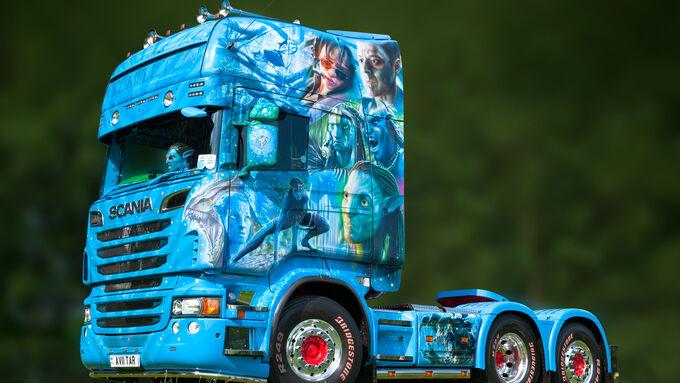 Scania R 620 John Templeton Avatar