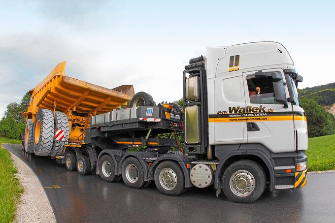 Scania R730 LA 8x4/4 HNB, Wallek