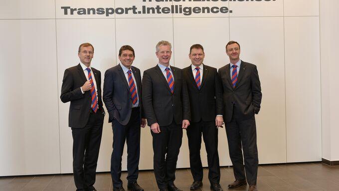 Schmitz Cargobull Vorstand 2016