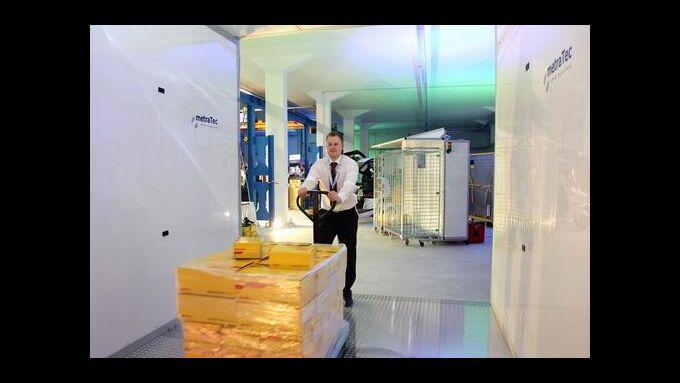 Startschuss für das Galileo-Labor in Magdeburg