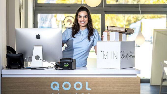 Startup: Qool Collect Abholstation