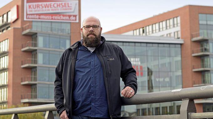 Stefan Thyroke, Bundesfachgruppenleiter von Verdi, Interview FF 2/2018.