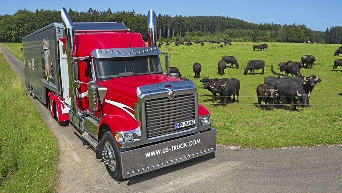 Supertruck, Drive-Your-Dream-Truck