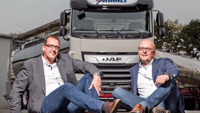 Thies und Heino Anhalt