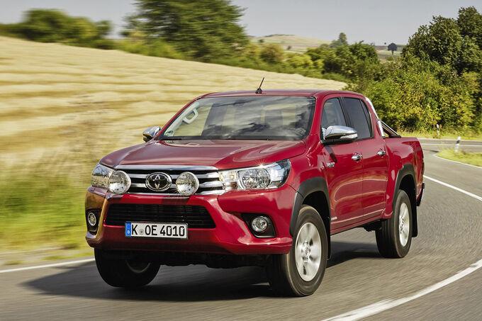 Toyota Hilux (Leserwahl 2018)