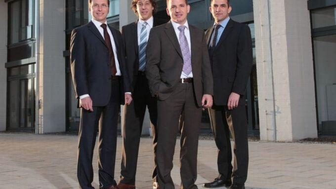 Transporeon, Geschäftsführung, Januar 2012