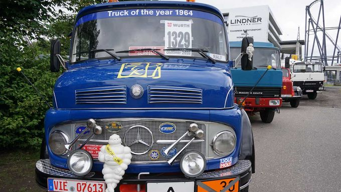 Truck Grand Prix 2016 Oldies