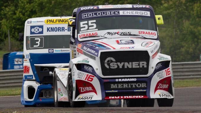 Truck Race, EM, 2016, Nogaro
