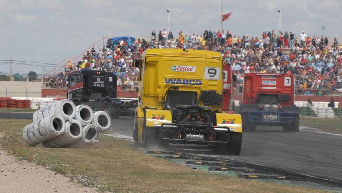 Truck Race in Albacete 2009