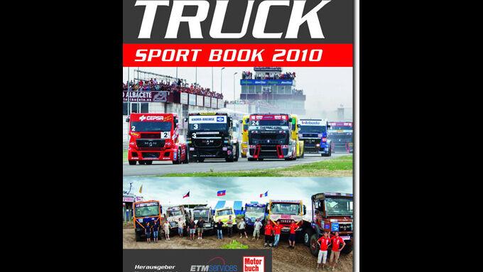 Truck Sport Book unterm Weihnachtsbaum