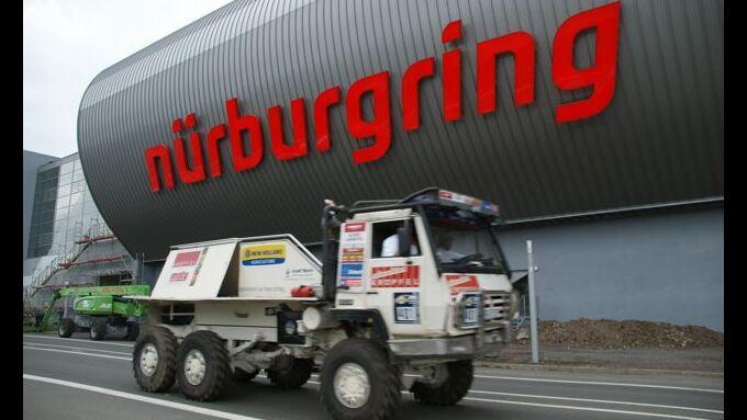 Truck Trial nicht am Ring