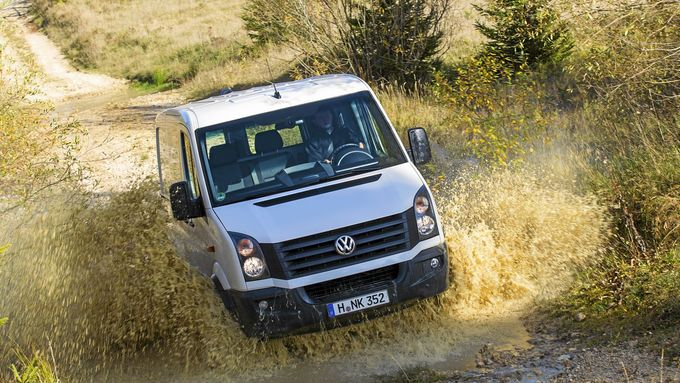 VW Crafter 4-Motion