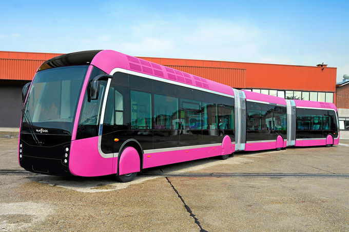Van Hool Exqui-City, Transportmesse, Paris, Exqui-City