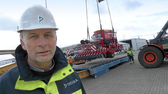 Volker Dührkoop Havariekommissar Dekra