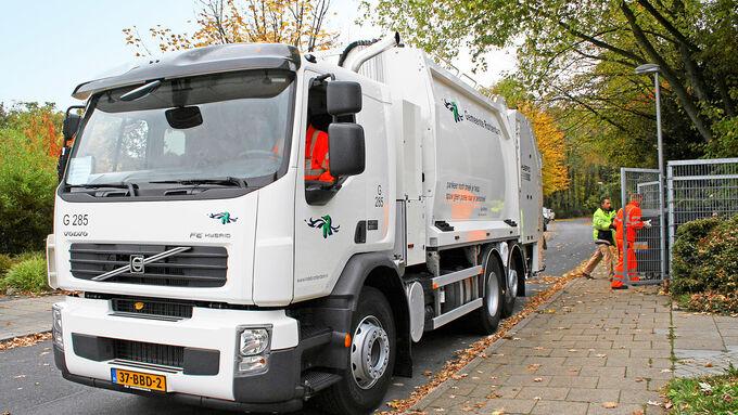 Volvo FE 340 6x2 Hybrid