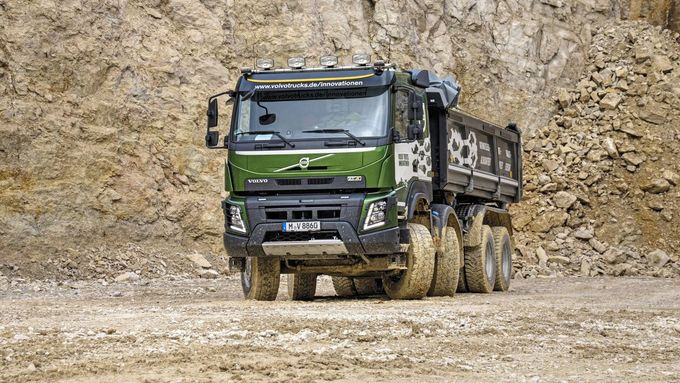 Volvo FMX 8x6