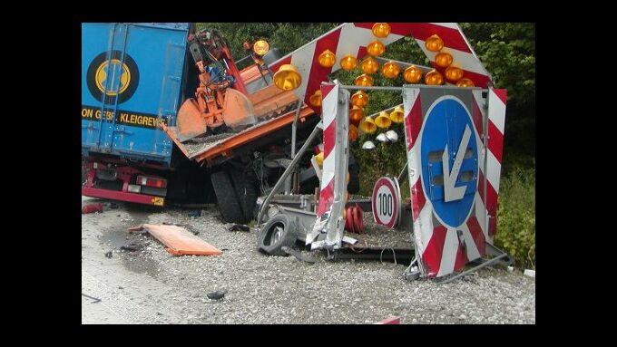 Weniger Tote und Verletzte im Verkehr