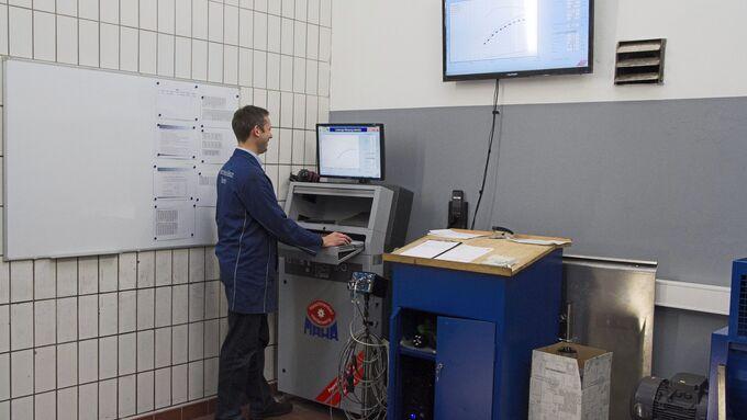 Werkstatt aktuell 04/17 Werkstattporträt Recker