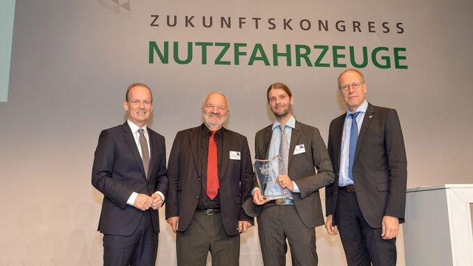 Wolfgang Linsenmaier, Prof. Dr. Egon-Christian von Glasner, Fredrich Claezon, Christian Kellner