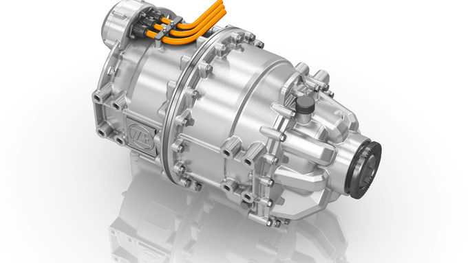 ZF forciert Elektrifizierung von Nutzfahrzeugen