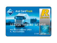 Aral Card Truck