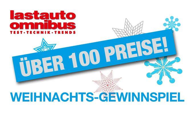 lastauto omnibus-Weihnachtsgewinnspiel 2015